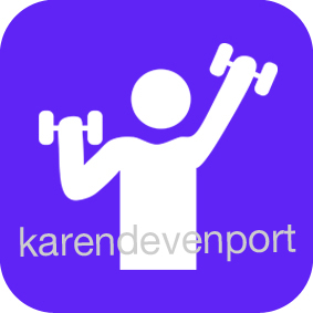 Dumbbell Gym sticker