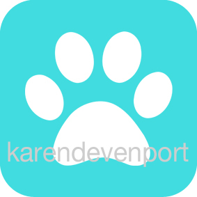 Pawprint Pet Animal icon sticker
