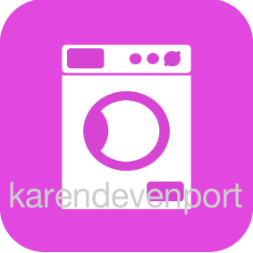 Washing Machine icon sticker